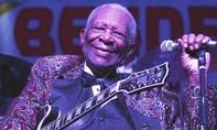 Huyền thoại nhạc Blues B.B. King ra đi đột ngột