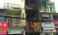 Cháy lớn thiêu rụi quán cafe
