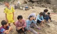 Đã tìm thấy thi thể ba học sinh mất tích trên biển