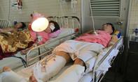Đồng Nai: Lái tàu gãy hai chân sau cú tông xe tải