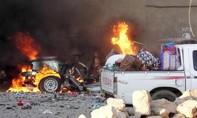 Thành phố Ramadi trong cơn lửa đạn