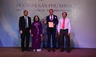 Hội nghị Sản phụ khoa Việt-Pháp-Châu Á Thái Bình Dương lần thứ 15