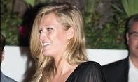 """Toni Garrn diện nội y """"xuyên thấu"""" trên thảm đỏ Cannes"""