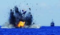 Indonesia đánh chìm tàu Trung Quốc xâm phạm vùng đặc quyền kinh tế