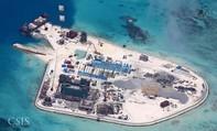 Trung Quốc ngang ngược xây hải đăng ở quần đảo Trường Sa
