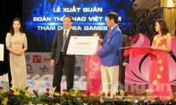 Nguyễn Kim đồng hành cùng đội tuyển VN tại SEA Games 28