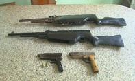 Đồng Tháp: Tự chế tạo súng để bán kiếm tiền