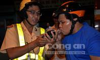 Ra quân xử phạt người vi phạm luật giao thông