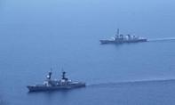 """Mỹ lờ cảnh báo, thề """"tiến xa hơn"""" vì tự do hàng hải trên biển Đông"""