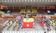 Khởi tranh giải bóng đá (Futsal) trẻ em có hoàn cảnh đặc biệt lần thứ 16