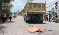 Xử lý nghiêm tình trạng xe tải, xe ben chạy ẩu gây tai nạn