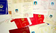Kỷ luật Chủ tịch kiêm Bí thư xã dùng bằng giả