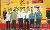 Gia Lai lên ngôi vô địch - Cúp Tôn Hoa sen lần thứ 16