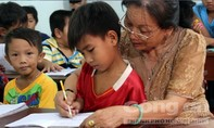 Bỏ phòng trọ mở lớp học miễn phí cho trẻ nghèo