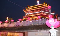 Sẵn sàng cho Chính lễ Đại lễ Phật đản