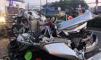 Tai nạn thảm khốc, 5 người tử vong