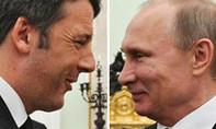 Tổng thống Nga thăm nước Ý và gặp gỡ đức Giáo hoàng