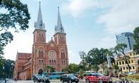 Trùng tu nhà thờ Đức Bà sau 140 năm