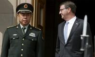 Lầu Năm Góc tiếp tục yêu cầu Trung Quốc ngưng xây đảo trên biển Đông