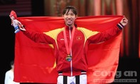 Võ sĩ Teakwondo 18 tuổi đoạt HCV