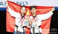 Teakwondo ra quân giành 2 HCV