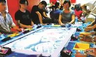 Vòng xoáy cờ bạc game bắn cá