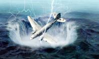 Chuyến bay MH370 rơi thẳng đứng xuống đại dương?