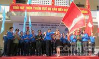 1.200 thanh niên tình nguyện hè và Tiếp sức mùa thi