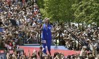 Hillary Clinton mở màn mùa tranh cử tổng thống Mỹ