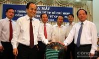 Khai trương Trang Thông tin TPHCM trên Cổng Thông tin điện tử Chính phủ