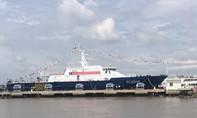 Hạ thủy tàu tuần tra cứu nạn hiện đại