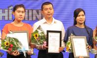 TPHCM: Trao giải thưởng cho 46 tác phẩm báo chí xuất sắc