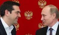 Nga và Hy Lạp cùng tháo gỡ mối thắt