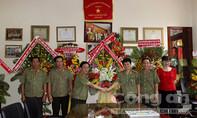 Đảng ủy - Ban giám đốc CATP thành lập các đoàn thăm, chúc mừng nhân ngày Báo chí cách mạng Việt Nam