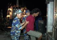 Vụ cướp tàu dầu Malaysia: Tên cầm đầu khai gì?