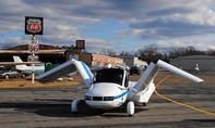 Tương lai không kẹt xe sẽ thành hiện thực với ô tô bay