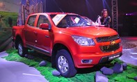 Sự lựa chọn xe bán tải mới cho khách hàng Việt Nam