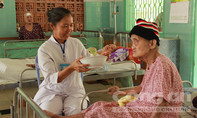 Có không ít bệnh nhân tử vong vì thiếu dinh dưỡng khi nằm viện