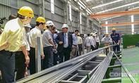 Tập đoàn Hoa Sen: Khởi công nhà máy thứ hai trên quê Bác