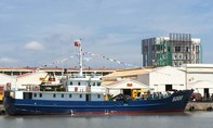 Cảnh sát biển Việt Nam nhận tàu trinh sát hiện đại
