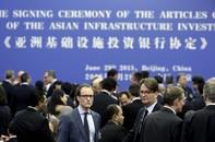 50 nước ký thỏa thuận thành lập AIIB