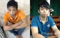 Cảnh sát đặc nhiệm đạp ngã xe bắt hai tên cướp túi xách