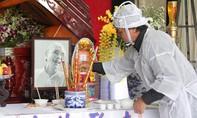 Tiễn đưa linh cữu nhạc sĩ Phan Huỳnh Điểu về đất mẹ