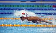 Ánh Viên phá kỷ lục SEA Games ngay vòng loại