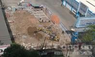 """""""Khu đất vàng"""" ở quận 10: Những công trình xây dựng không phép"""