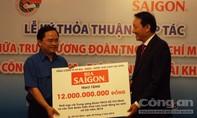 Bia Sài Gòn chung tay với cộng đồng