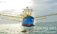 """Clip: Tàu đánh cá vỏ thép sải """"cánh"""" trên biển Đông"""