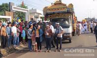 Đám tang đẫm nước mắt của 6 nạn nhân vụ thảm sát