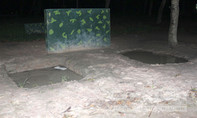 Bé gái 4 tuổi chết đuối thương tâm trong rừng tràm