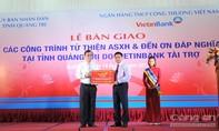 Nghĩa tình VietinBank với Quảng Trị